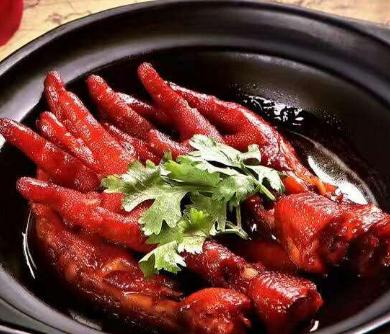 徐州鸡脚饭