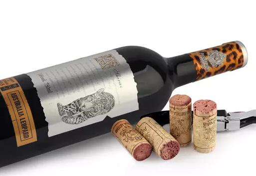 澳洲豹红酒