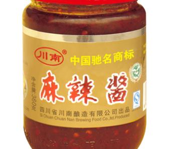 川南辣椒酱