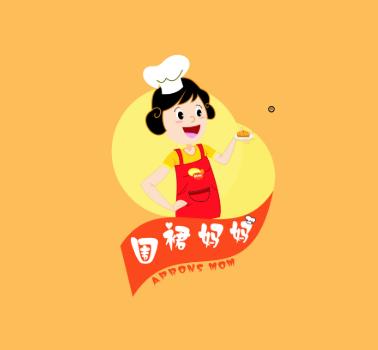 围裙妈妈奶茶