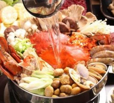 虾小钳火锅