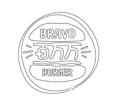 百万万汉堡店