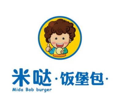 米哒饭堡包