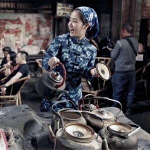 彭镇老茶馆
