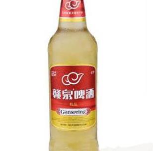 赣泉啤酒加盟