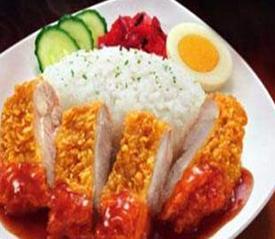 韓式雞排飯