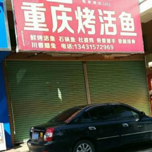 重庆烤活鱼