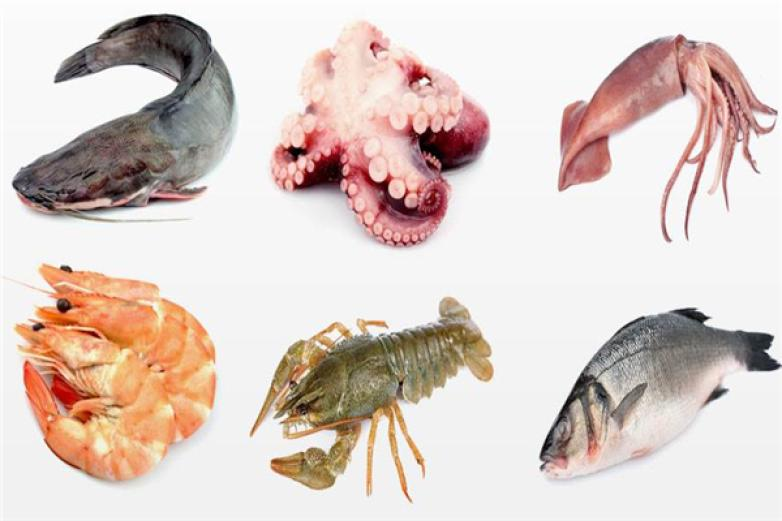 海产品加盟