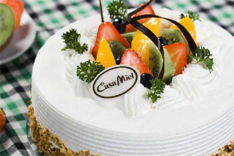 可莎蜜兒蛋糕加盟