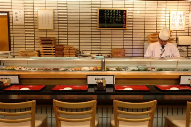 海盗家寿司加盟