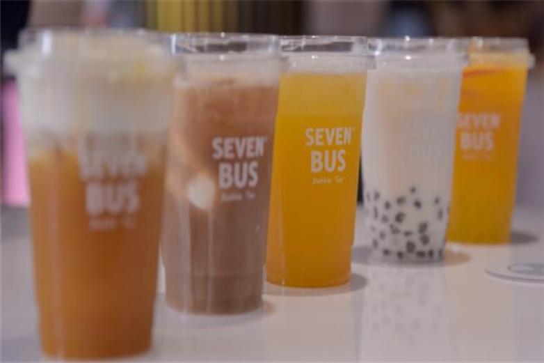 SEVENBUS奶茶加盟