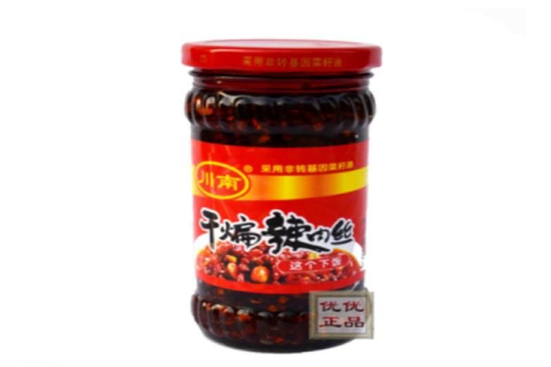 川南辣椒酱加盟