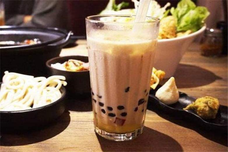 寿奶茶加盟