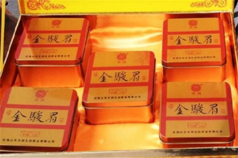 甘润茶叶加盟