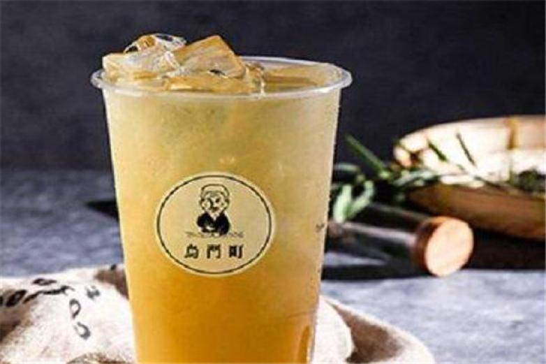 乌门町奶茶加盟