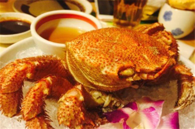 黑方日本料理加盟