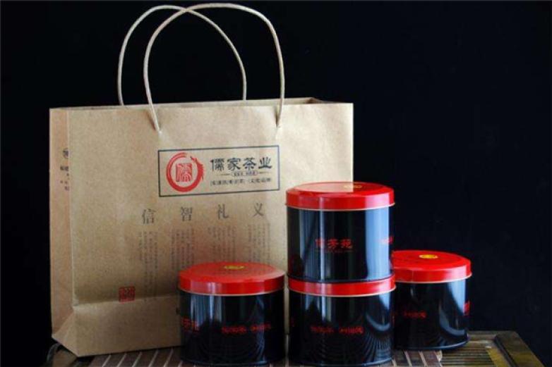儒家茶业加盟