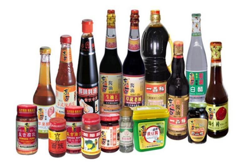 东古调味品加盟
