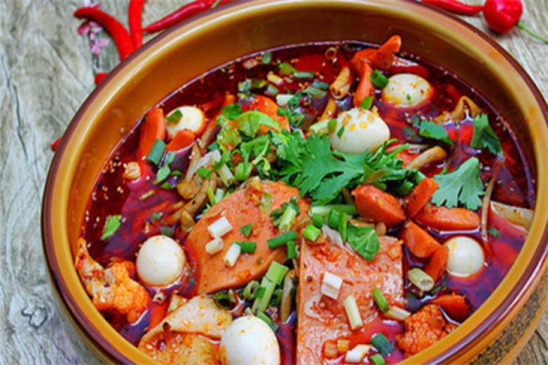 红梅冒菜加盟