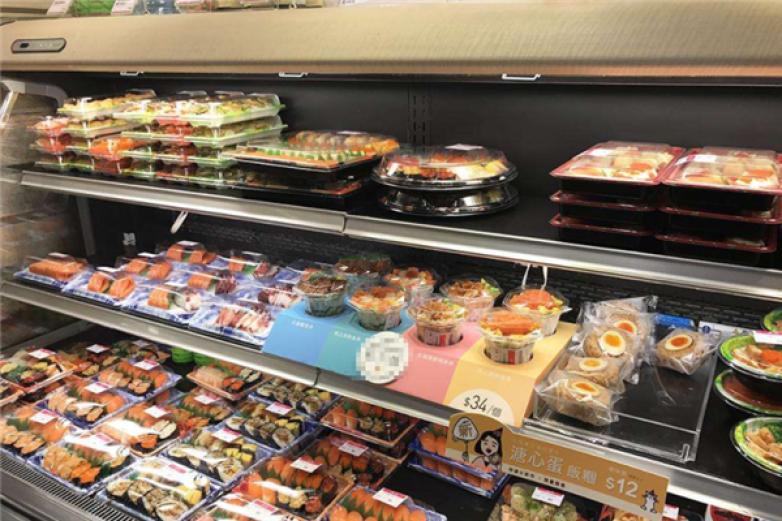 外卖寿司加盟