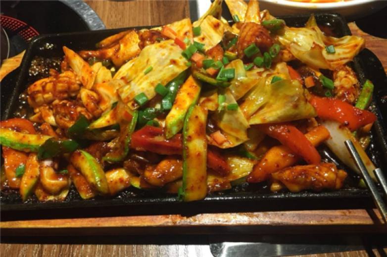 阿里郎韩国料理加盟