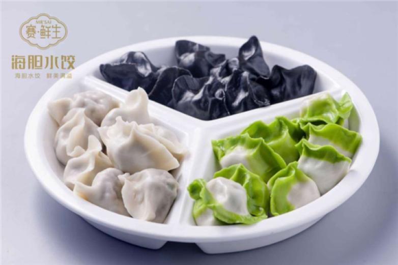 赛鲜生海胆水饺加盟