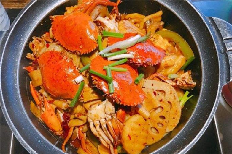 尋蟹記肉蟹煲加盟