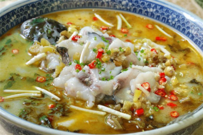 天成酸菜鱼加盟
