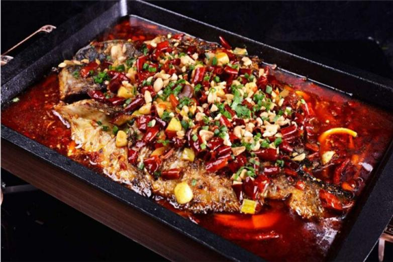 眉公烤鱼加盟