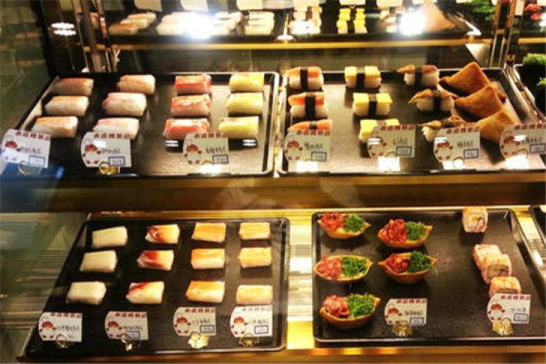 家一块寿司加盟