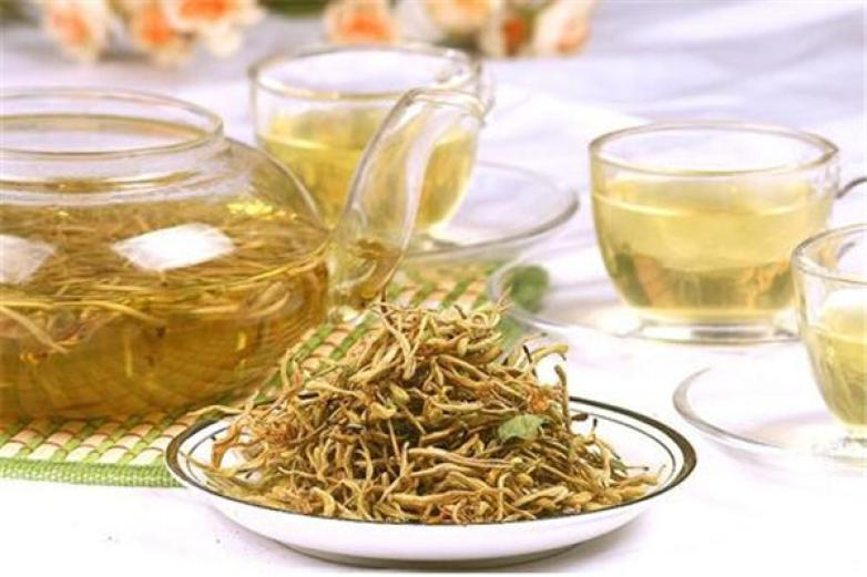 金银花茶饮料加盟