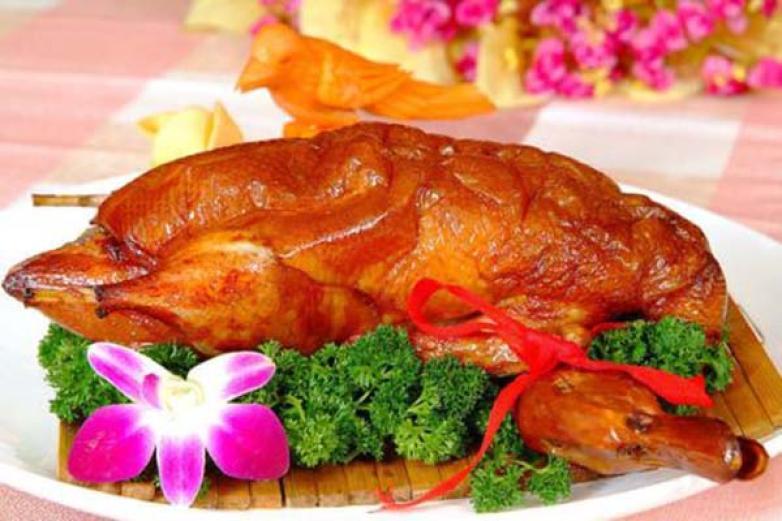 南京烤鸭加盟