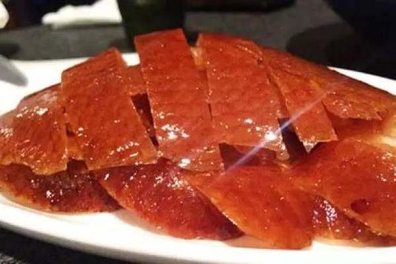 老北京片皮烤鴨加盟