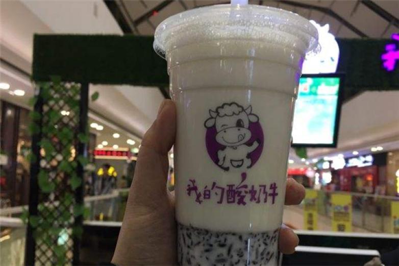 我的酸奶牛加盟