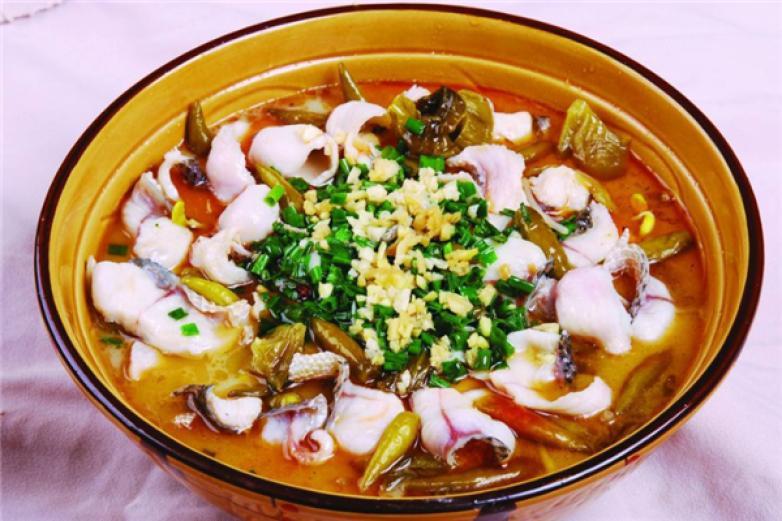 唐记福酸菜鱼加盟