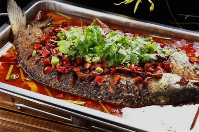 碳烤活鱼加盟