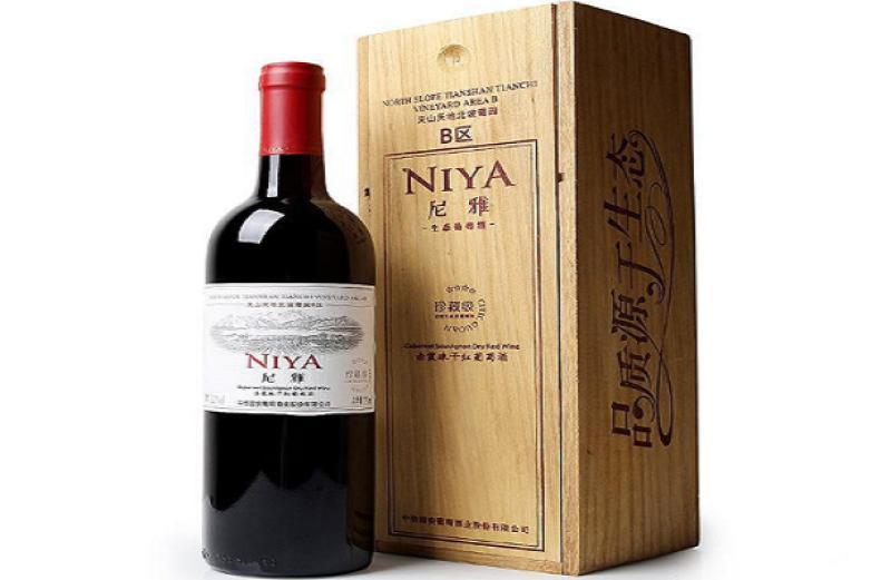 尼雅赤霞珠干红葡萄酒