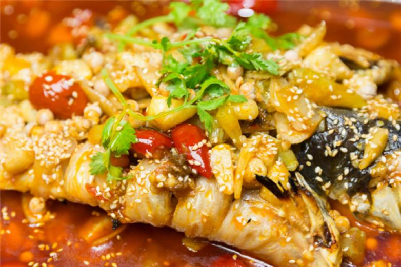 四川烤鱼加盟
