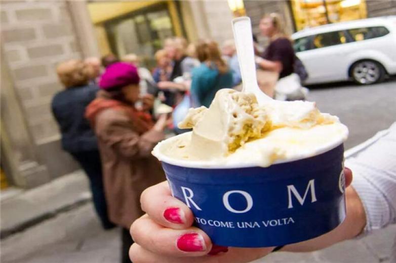 GROM冰淇淋加盟