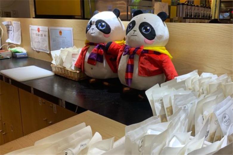 熊猫日记牛轧糖加盟
