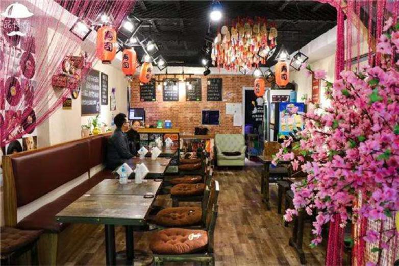 樱花树下寿司加盟