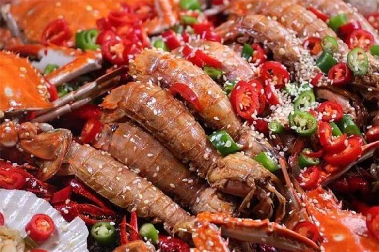 美虾美蟹加盟