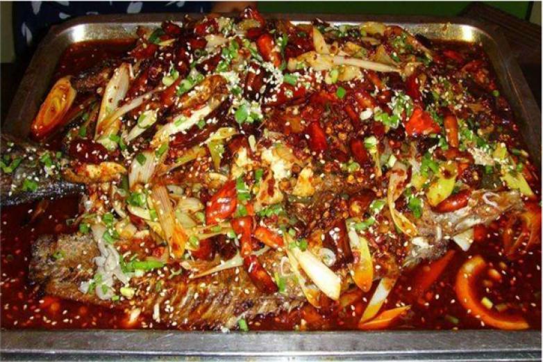 重庆烤活鱼加盟