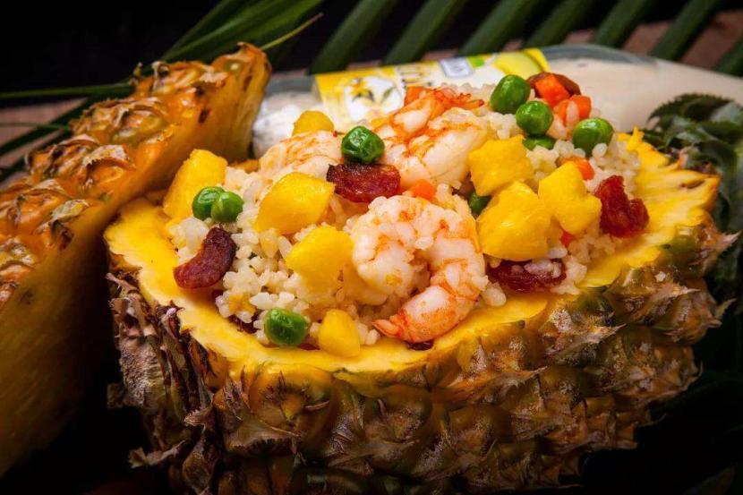菠蘿飯加盟