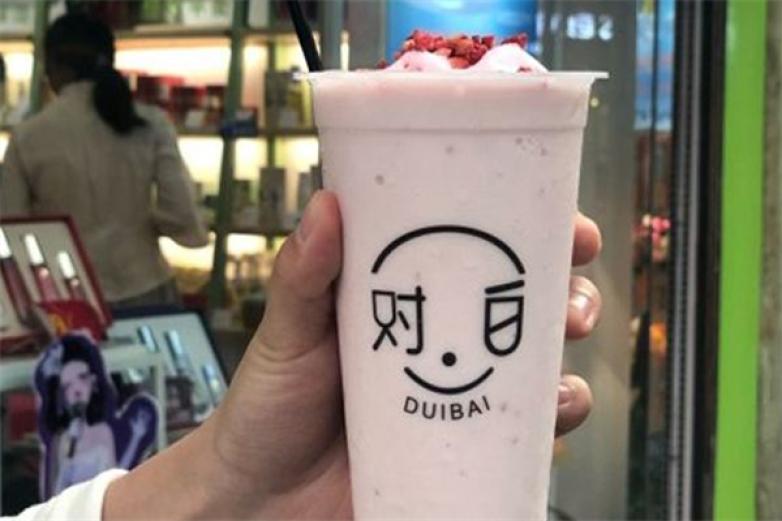 对白酸奶加盟