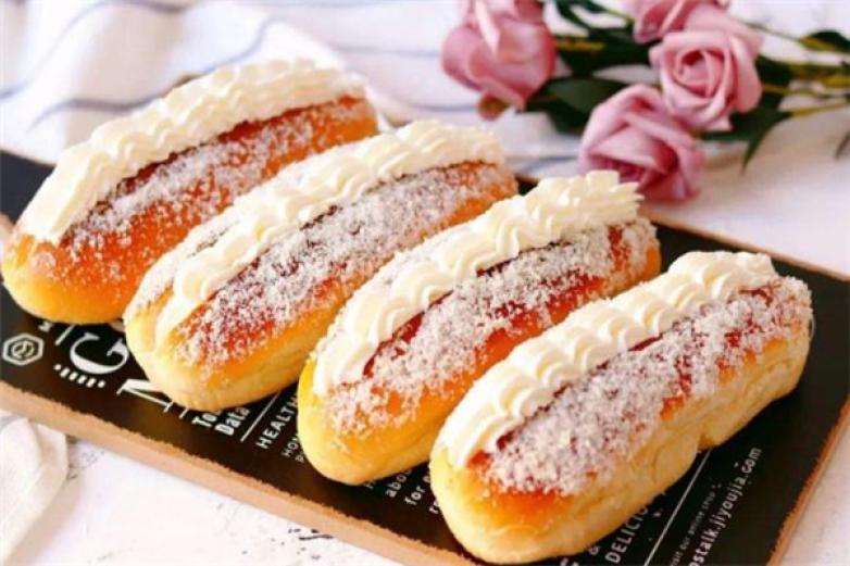 兰面包加盟