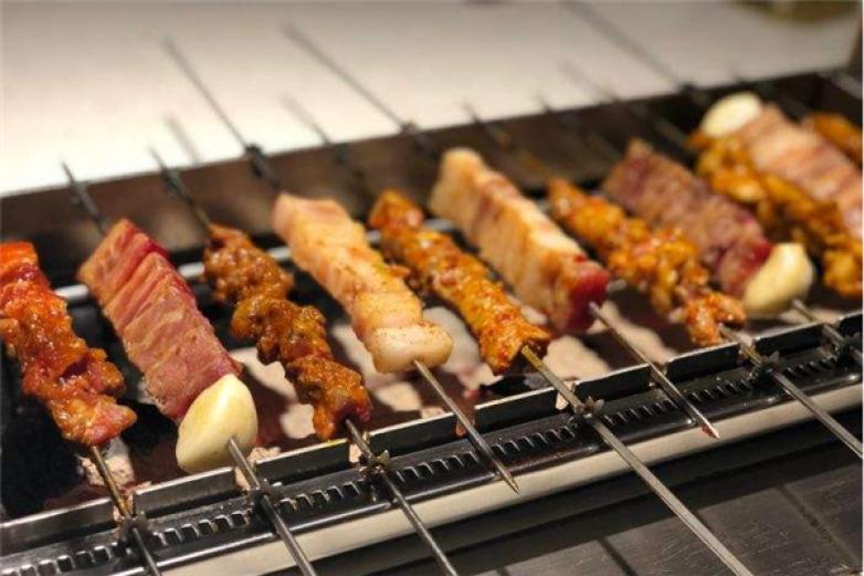 小鲜肉烤串加盟