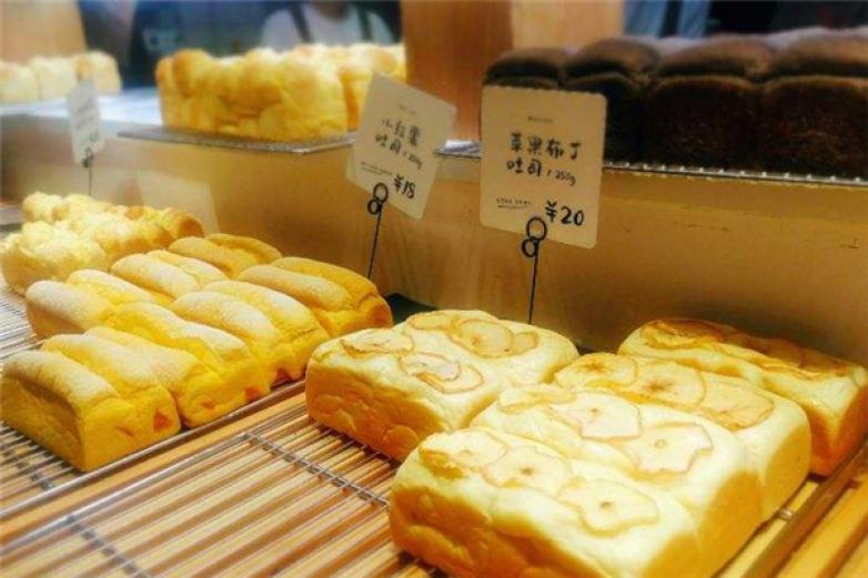 面包烘焙加盟