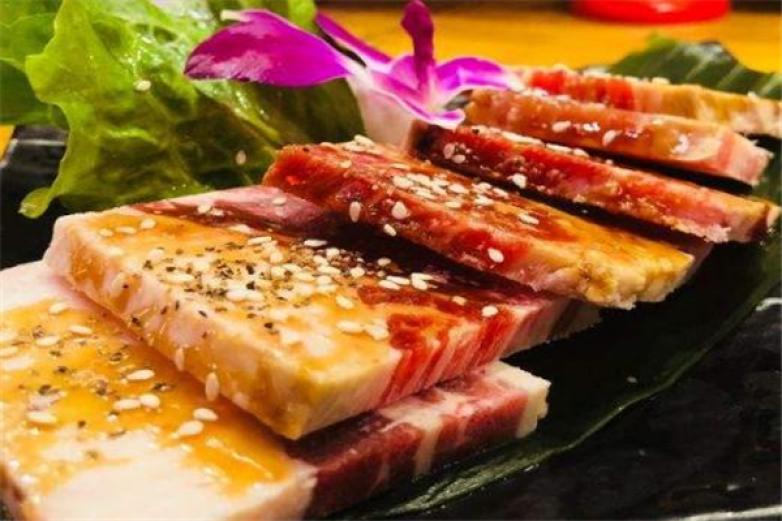 竹漣燒肉加盟
