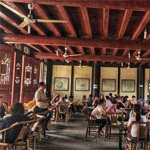 大慈寺茶馆